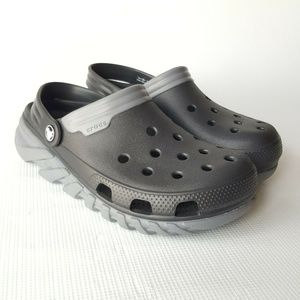 Crocs Unisex DUET MAX Size Men's 6 - Women's 8